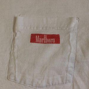 Vintage Marlboro tee size M